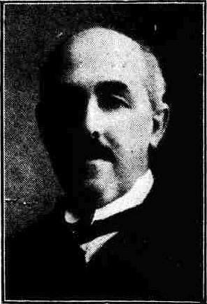 Arthur Moore Cinnamond