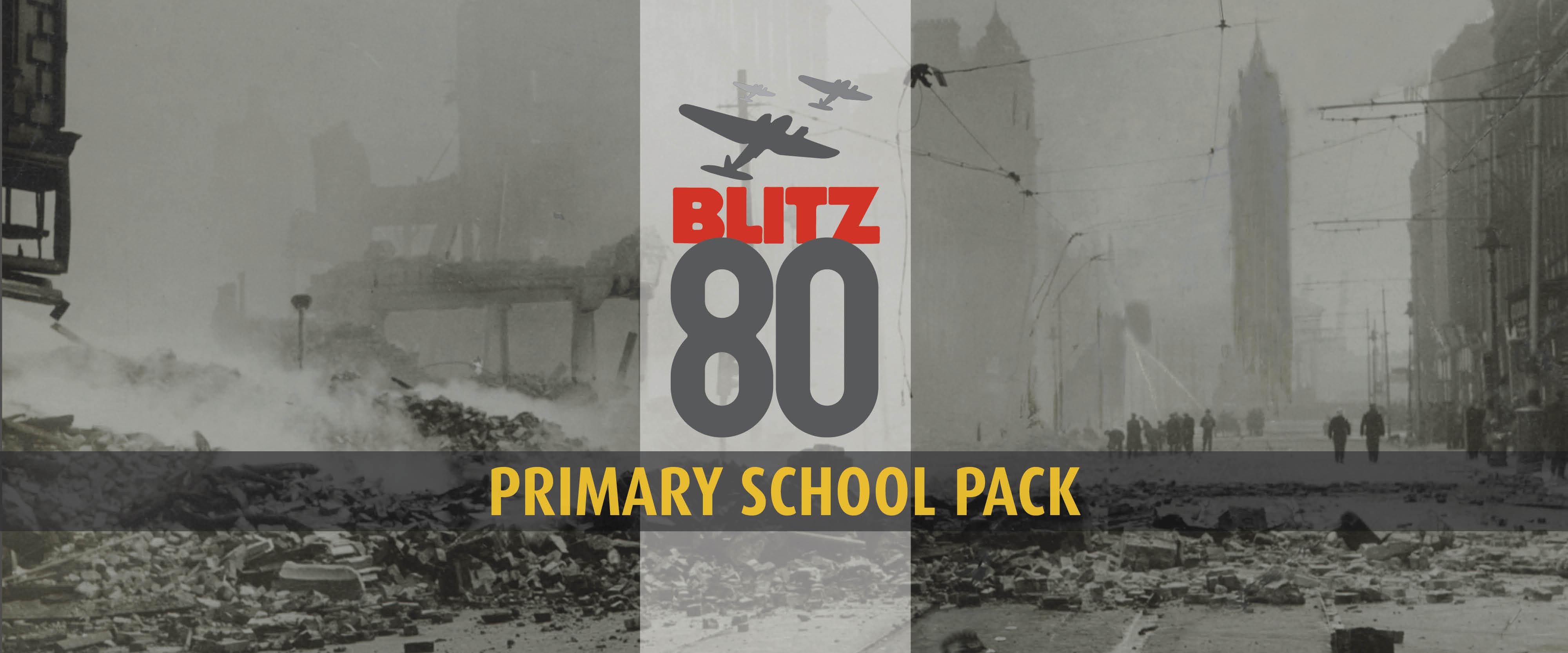 Blitz 80 Primary School Pack