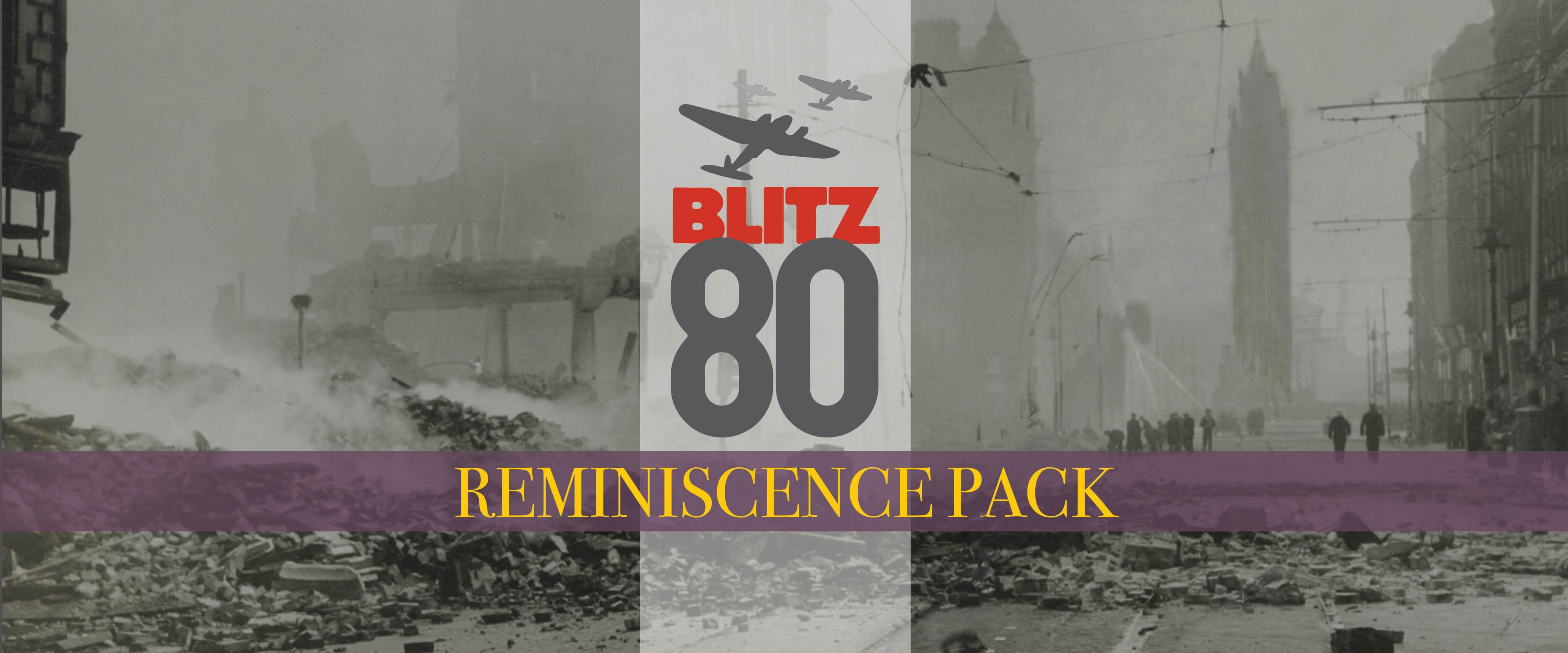 Blitz 80 Reminiscence Pack