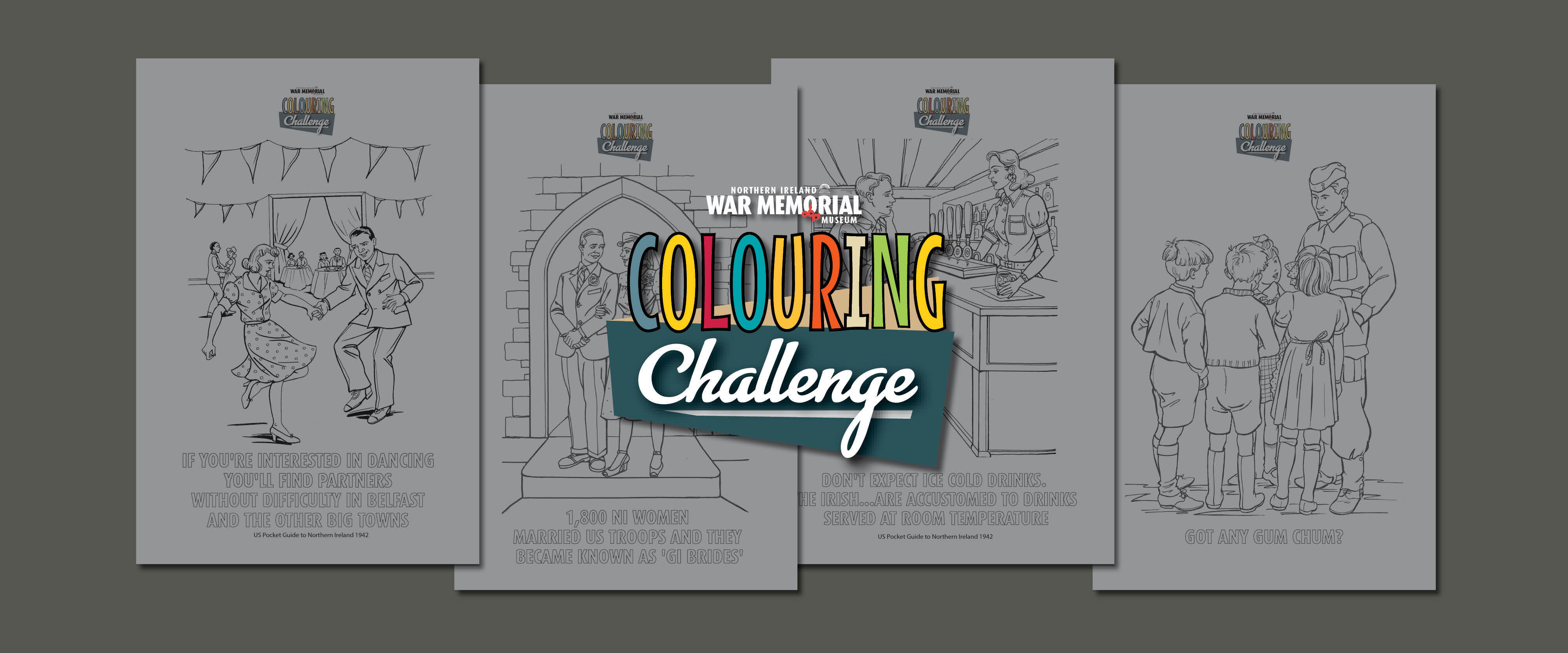 NIWM Colouring Challenge