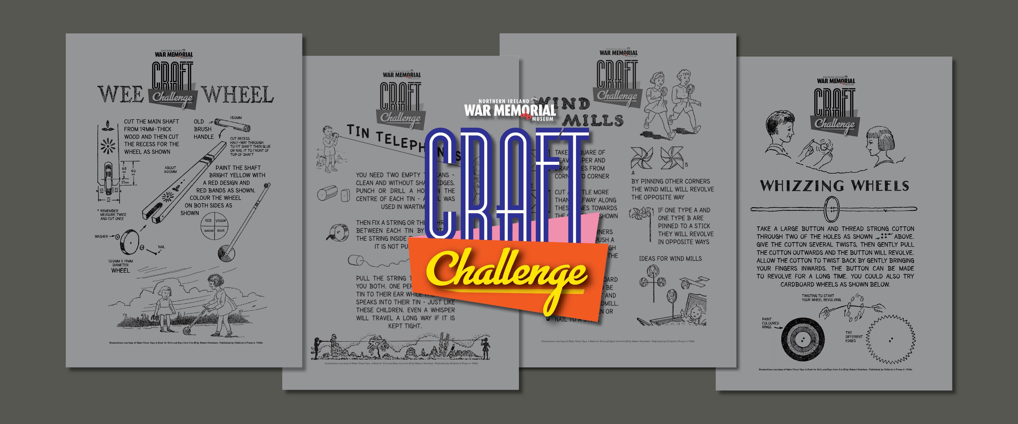 NIWM Craft Challenge