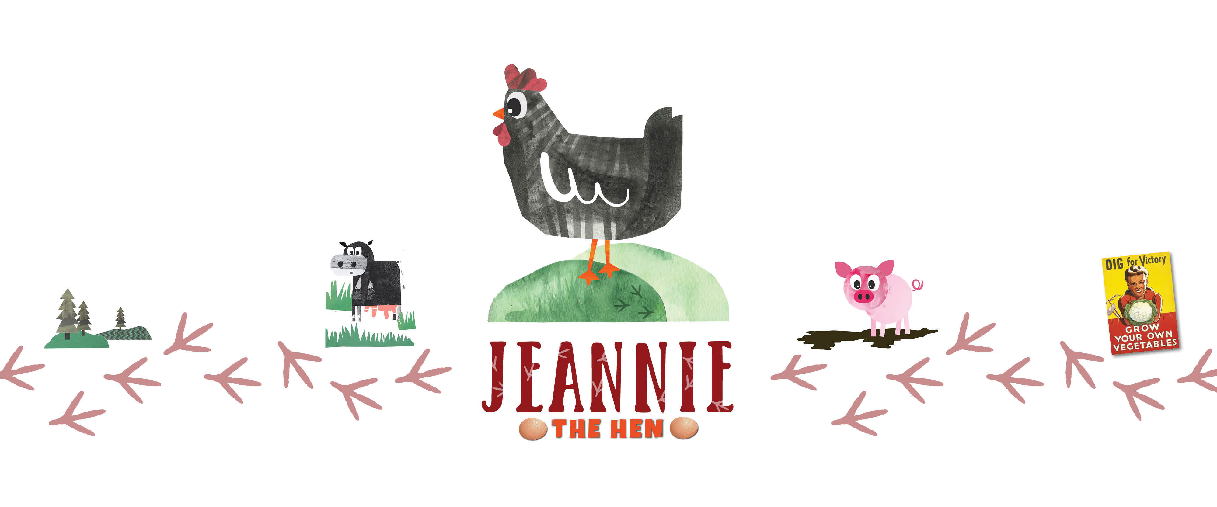 Jeannie's Adventure to the Countryside