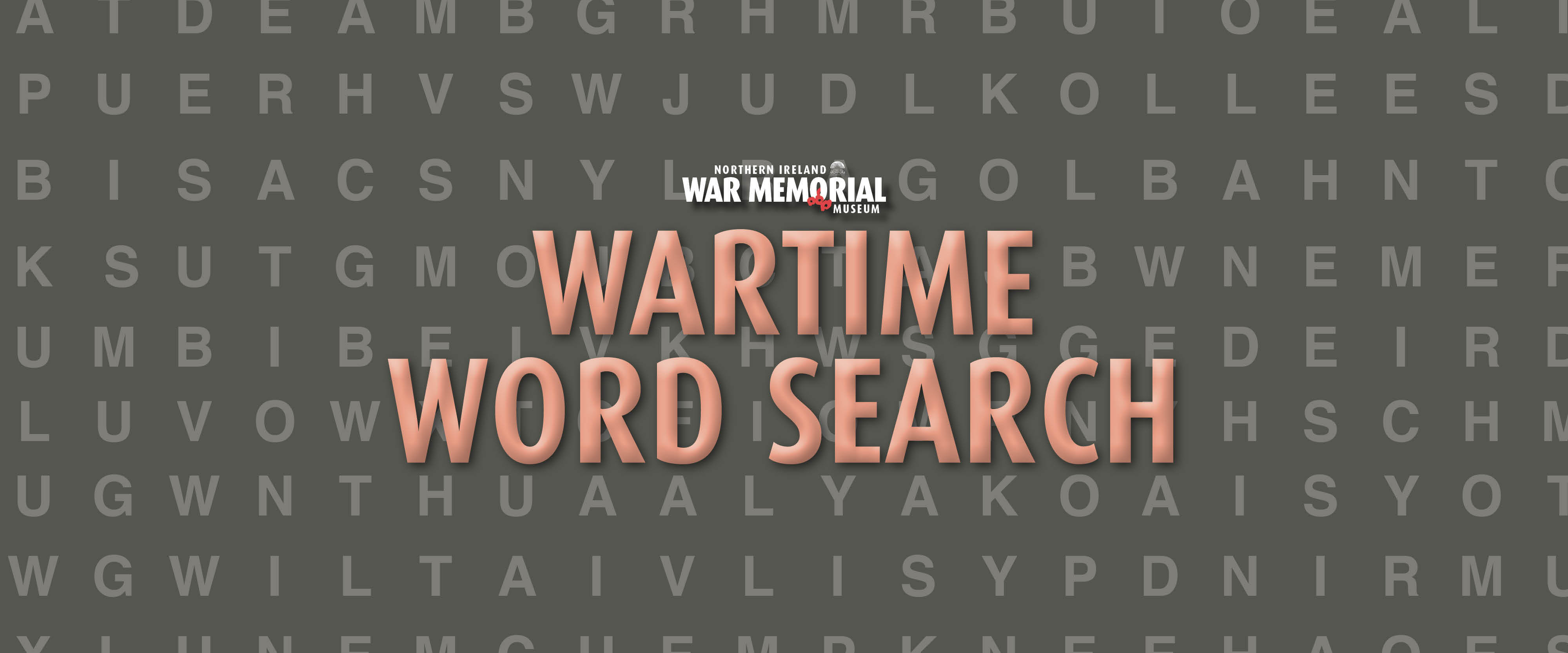 Wartime Word Search